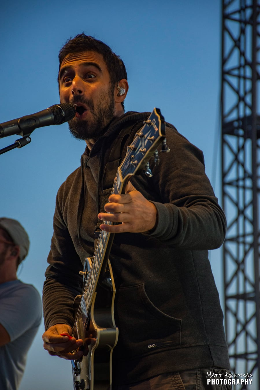 Rebelution, J Boog & The Green, Stick Figure @ Stone Pony Summerstage, Asbury Park, NJ (31)