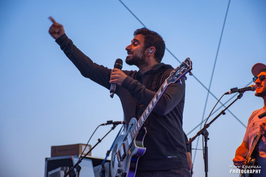 Rebelution, J Boog & The Green, Stick Figure @ Stone Pony Summerstage, Asbury Park, NJ (30)