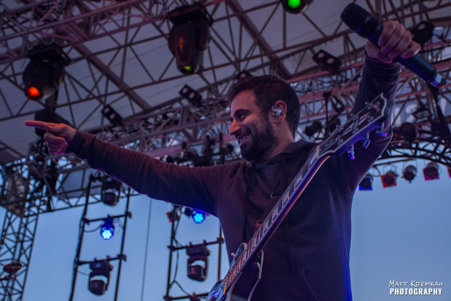 Rebelution, J Boog & The Green, Stick Figure @ Stone Pony Summerstage, Asbury Park, NJ (25)