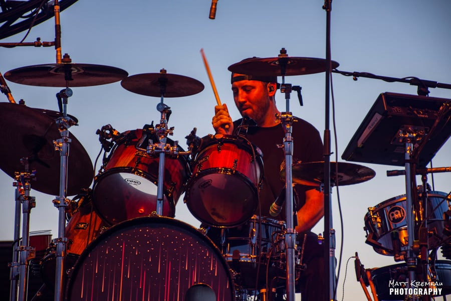 Rebelution, J Boog & The Green, Stick Figure @ Stone Pony Summerstage, Asbury Park, NJ (24)