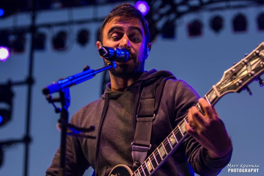 Rebelution, J Boog & The Green, Stick Figure @ Stone Pony Summerstage, Asbury Park, NJ (11)