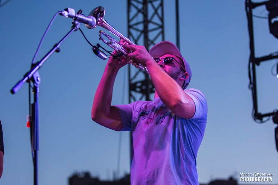Rebelution, J Boog & The Green, Stick Figure @ Stone Pony Summerstage, Asbury Park, NJ (10)