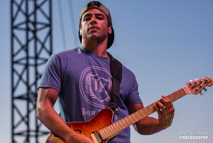 Rebelution, J Boog & The Green, Stick Figure @ Stone Pony Summerstage, Asbury Park, NJ (4)