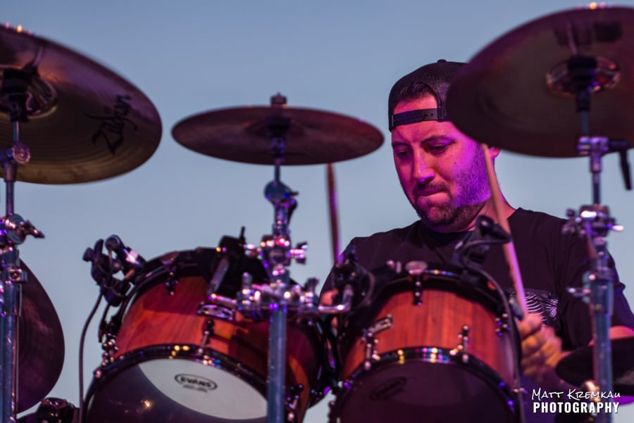 Rebelution, J Boog & The Green, Stick Figure @ Stone Pony Summerstage, Asbury Park, NJ (2)
