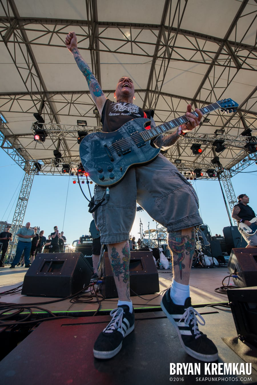 Punk Rock Bowling (Day 2) @ Stone Pony Summerstage, Asbury Park, NJ (31)