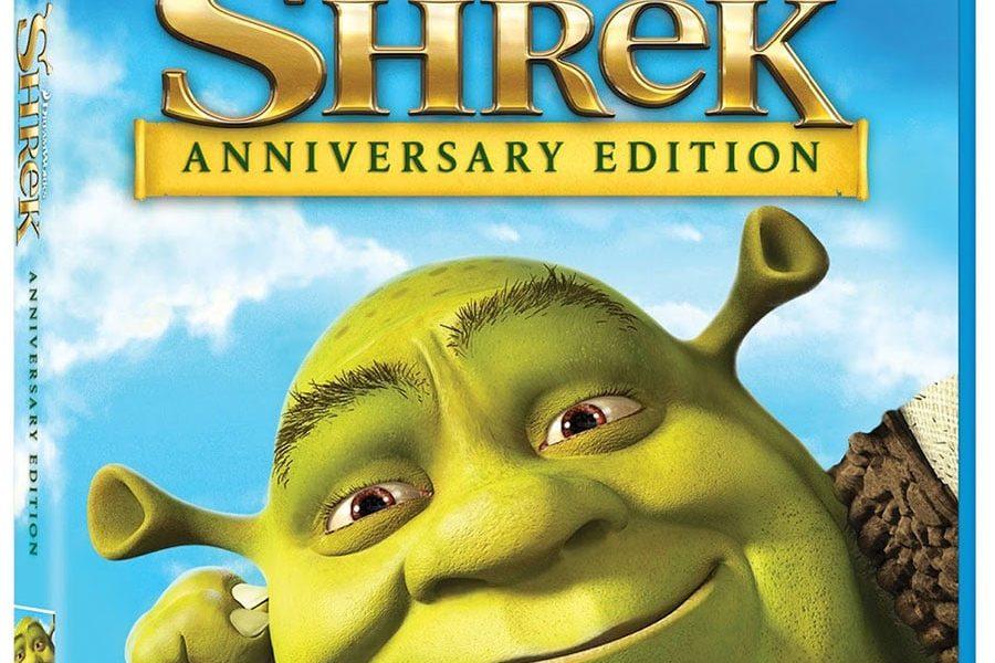 Shrek 15th Anniversary Blu-Ray