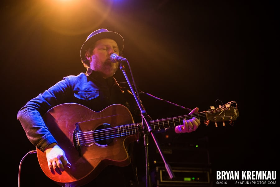 The Levellers / Casey Neill @ Bowery Ballroom, NYC (58)
