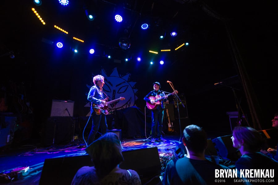 The Levellers / Casey Neill @ Bowery Ballroom, NYC (56)