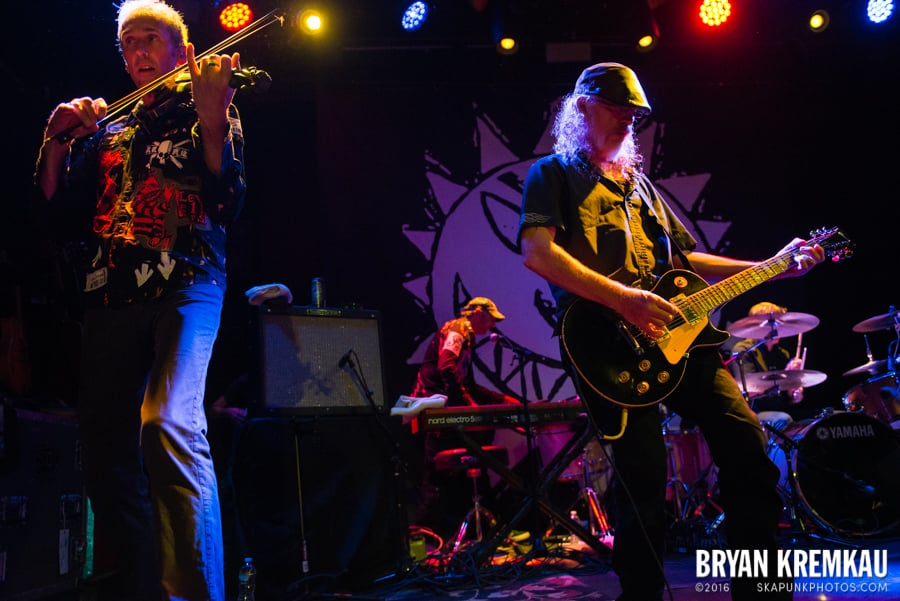 The Levellers / Casey Neill @ Bowery Ballroom, NYC (54)