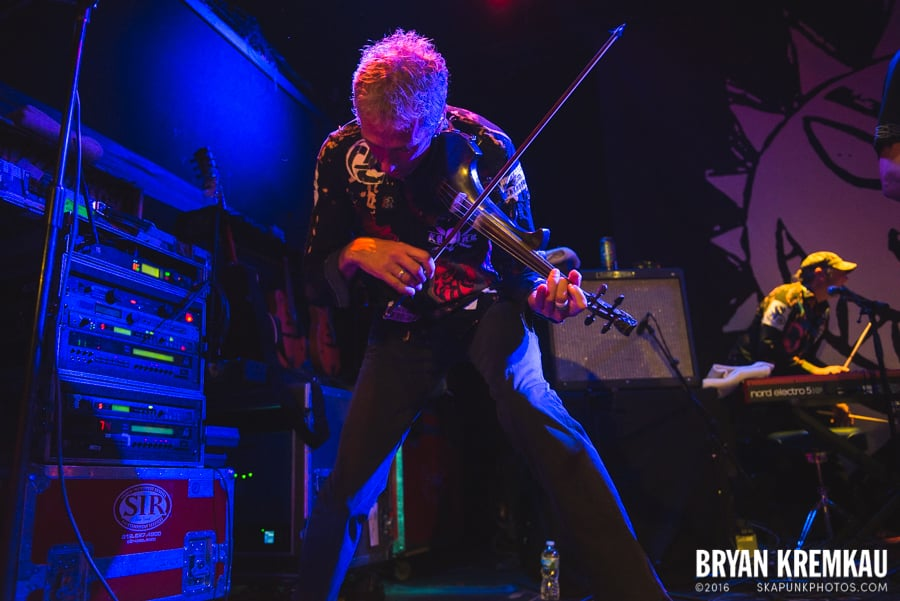 The Levellers / Casey Neill @ Bowery Ballroom, NYC (53)