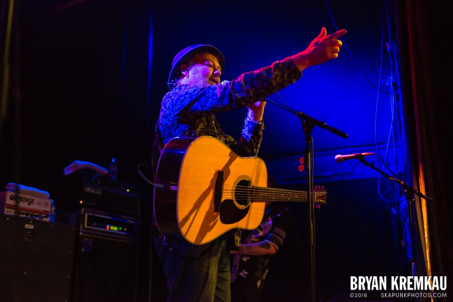 The Levellers / Casey Neill @ Bowery Ballroom, NYC (52)
