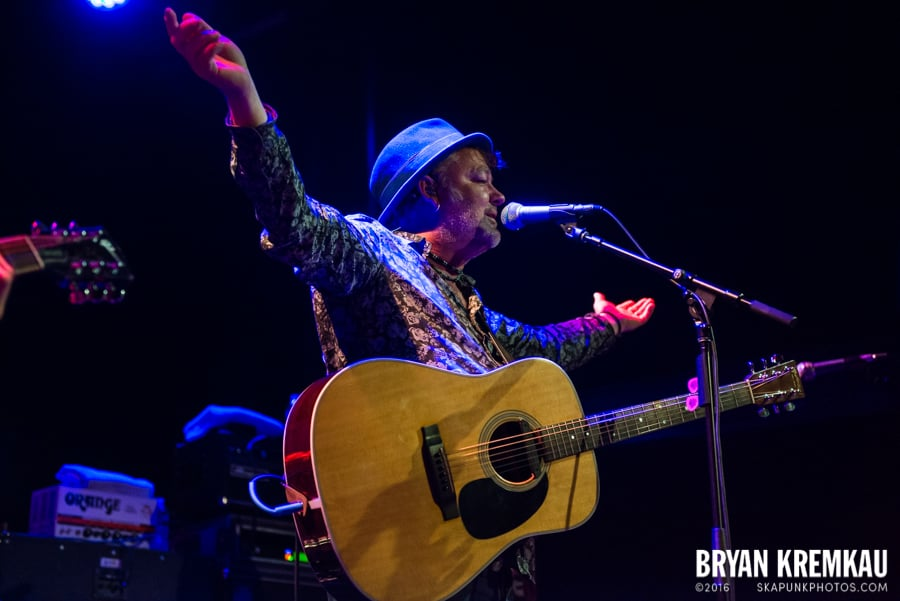 The Levellers / Casey Neill @ Bowery Ballroom, NYC (51)