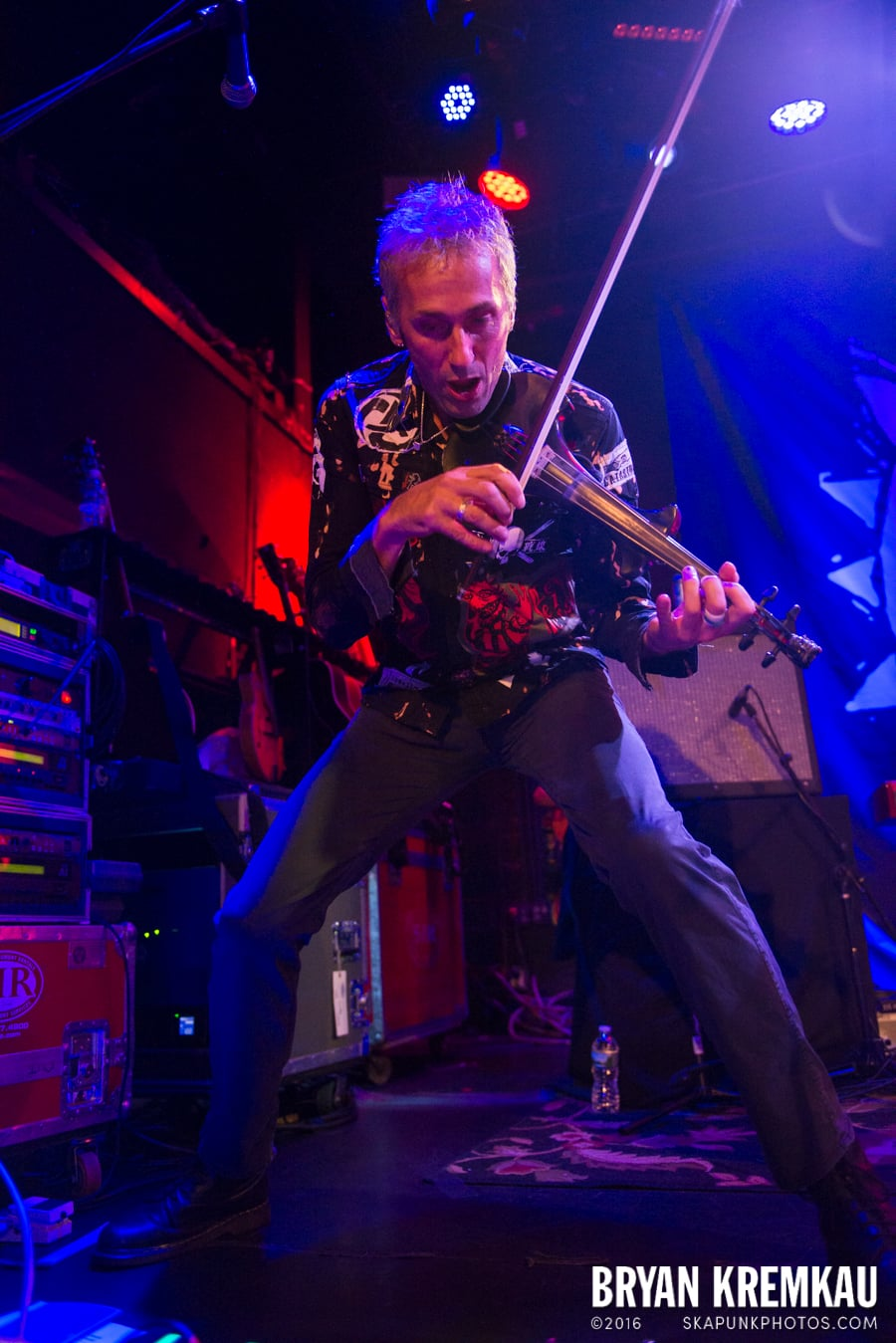 The Levellers / Casey Neill @ Bowery Ballroom, NYC (50)
