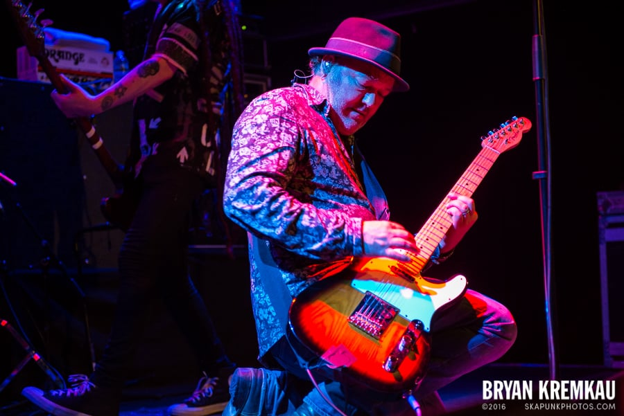 The Levellers / Casey Neill @ Bowery Ballroom, NYC (48)