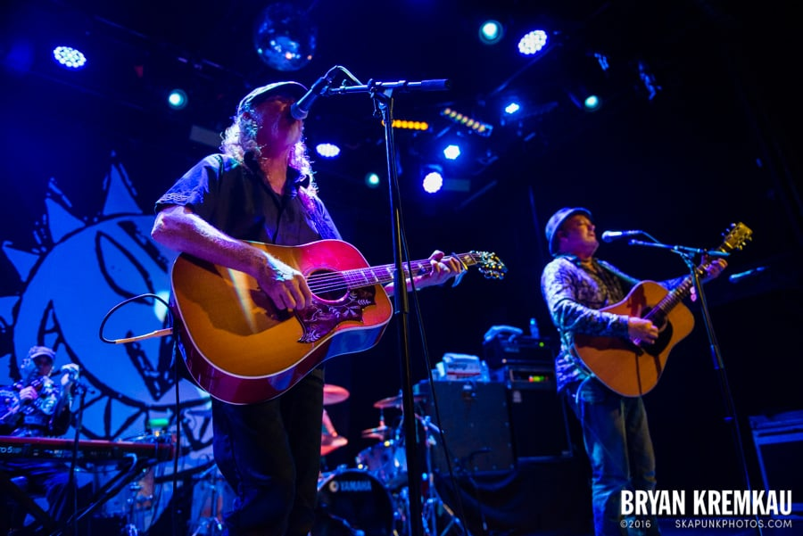The Levellers / Casey Neill @ Bowery Ballroom, NYC (46)