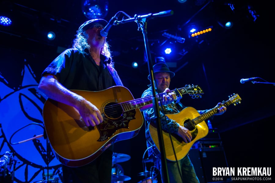 The Levellers / Casey Neill @ Bowery Ballroom, NYC (45)