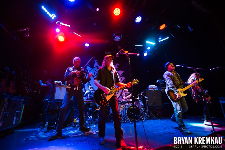 The Levellers / Casey Neill @ Bowery Ballroom, NYC (42)