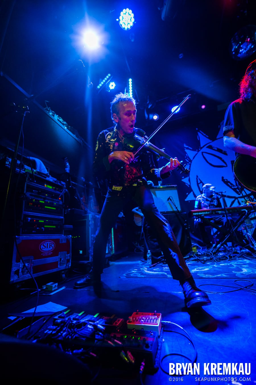 The Levellers / Casey Neill @ Bowery Ballroom, NYC (41)