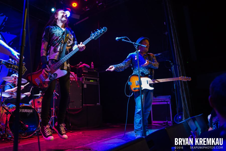 The Levellers / Casey Neill @ Bowery Ballroom, NYC (40)