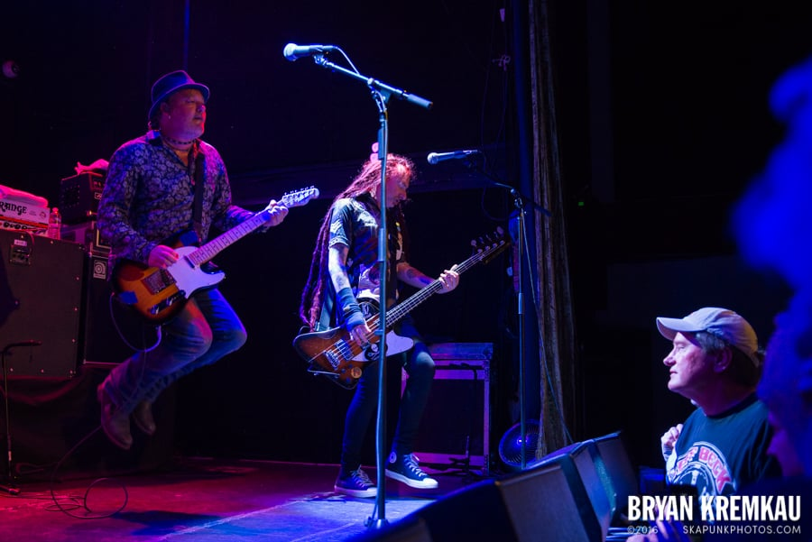 The Levellers / Casey Neill @ Bowery Ballroom, NYC (39)
