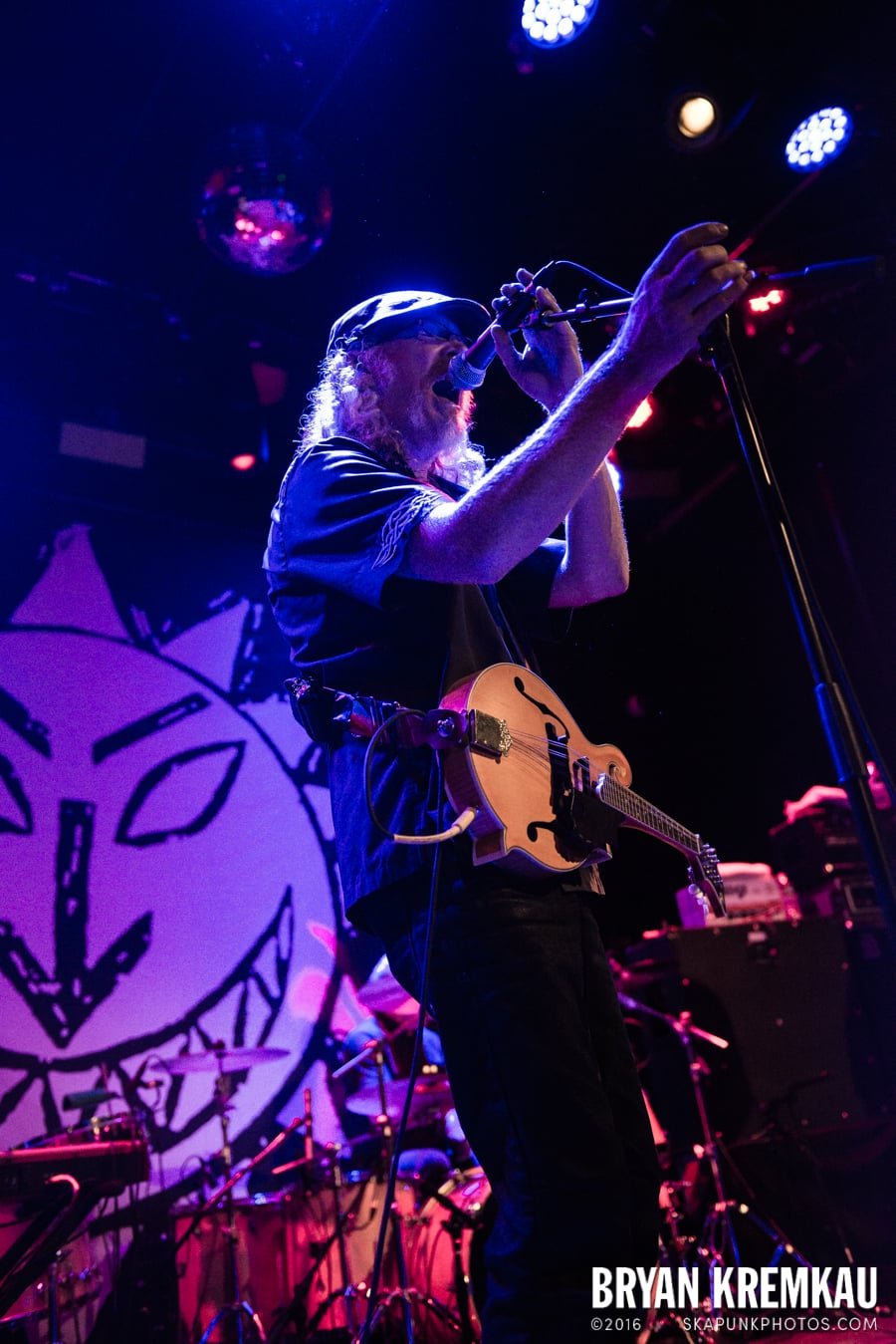 The Levellers / Casey Neill @ Bowery Ballroom, NYC (38)