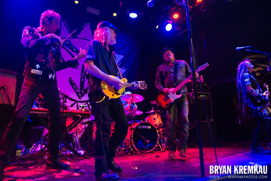 The Levellers / Casey Neill @ Bowery Ballroom, NYC (37)