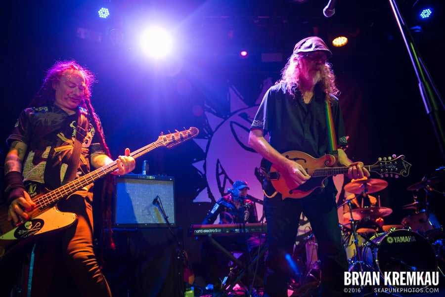 The Levellers / Casey Neill @ Bowery Ballroom, NYC (35)