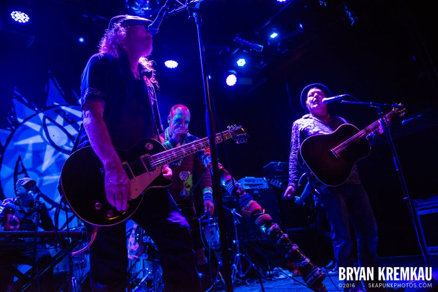 The Levellers / Casey Neill @ Bowery Ballroom, NYC (33)