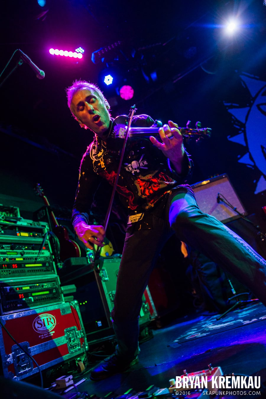 The Levellers / Casey Neill @ Bowery Ballroom, NYC (32)
