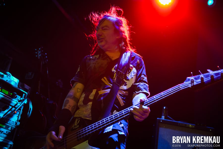 The Levellers / Casey Neill @ Bowery Ballroom, NYC (31)