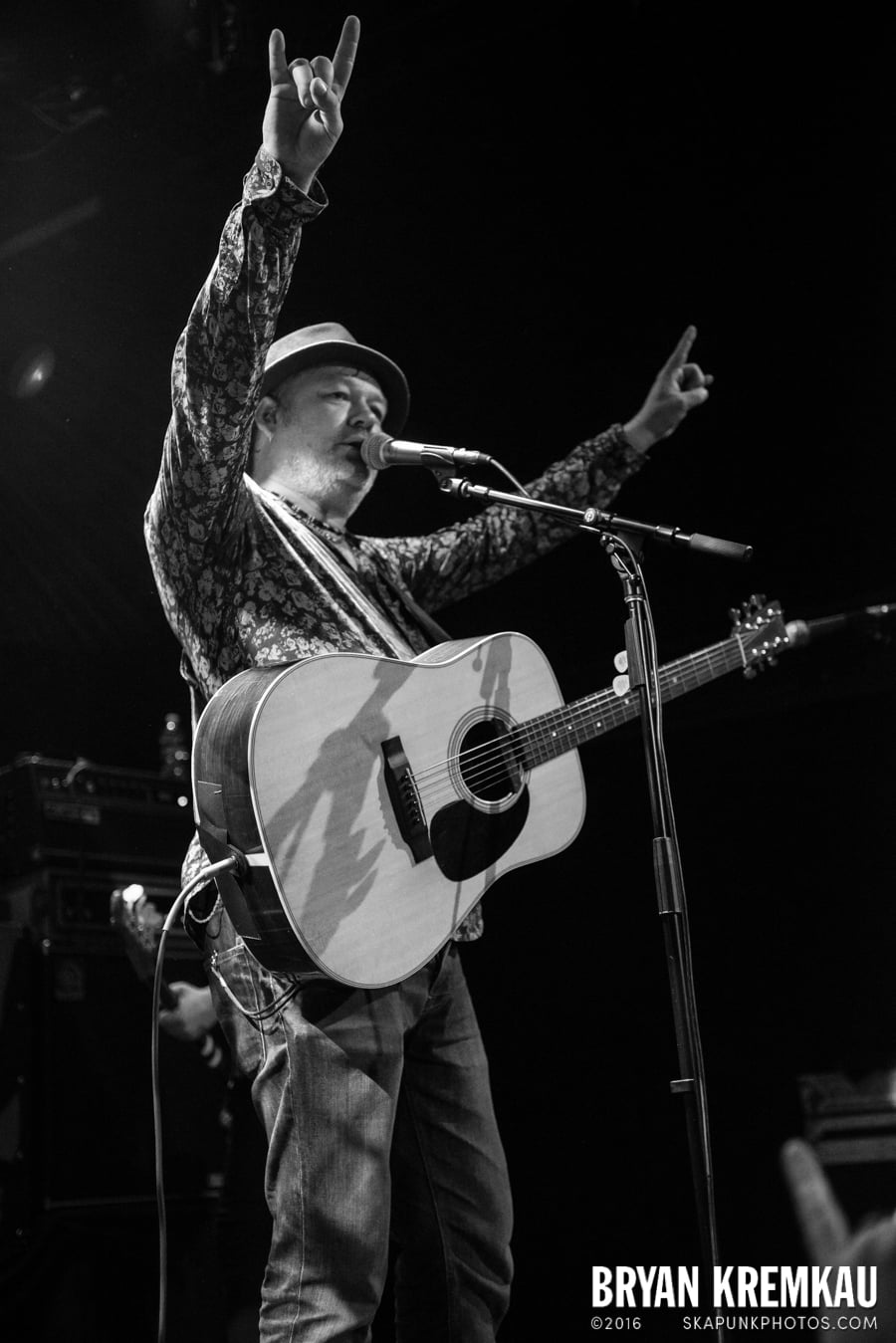The Levellers / Casey Neill @ Bowery Ballroom, NYC (30)