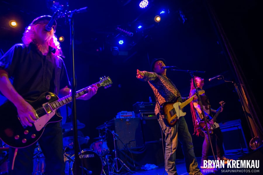 The Levellers / Casey Neill @ Bowery Ballroom, NYC (28)