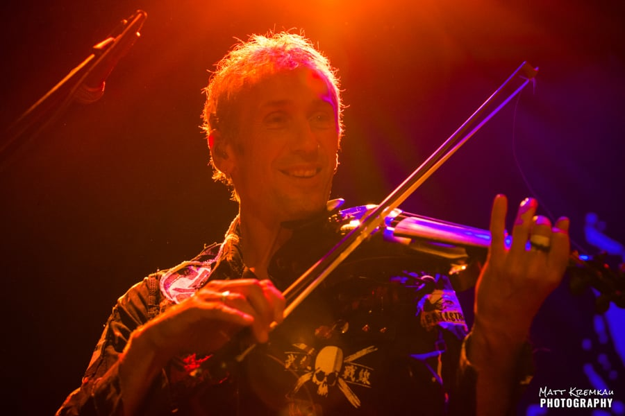 The Levellers / Casey Neill @ Bowery Ballroom, NYC (24)