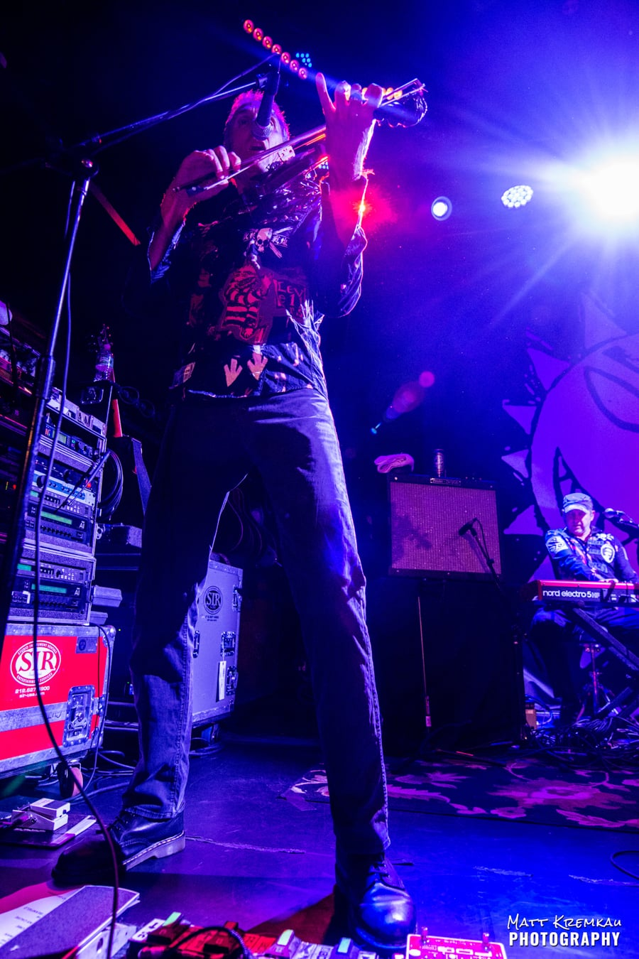 The Levellers / Casey Neill @ Bowery Ballroom, NYC (21)