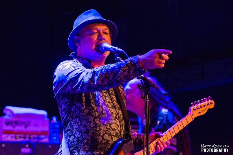 The Levellers / Casey Neill @ Bowery Ballroom, NYC (16)