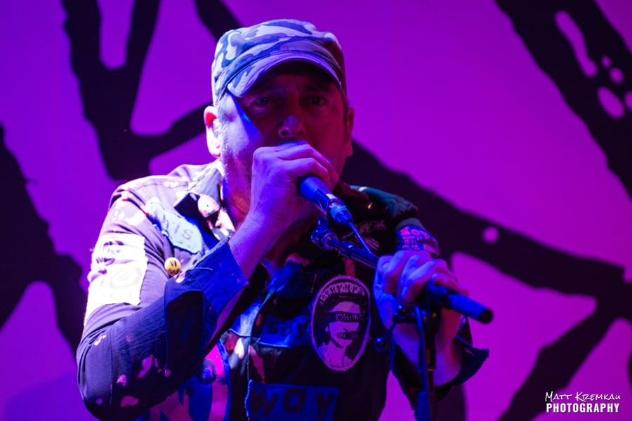 The Levellers / Casey Neill @ Bowery Ballroom, NYC (15)