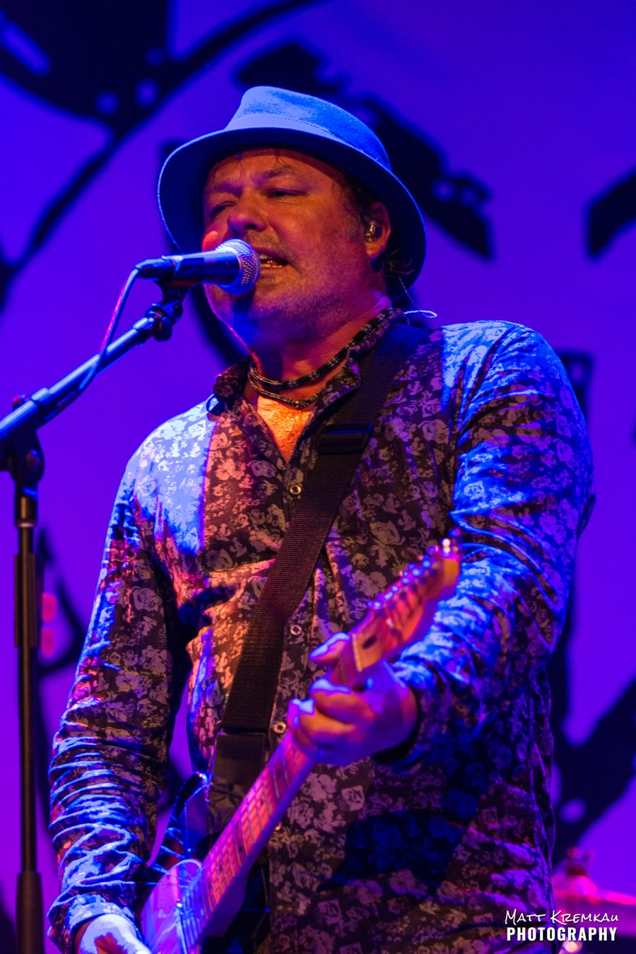 The Levellers / Casey Neill @ Bowery Ballroom, NYC (2)