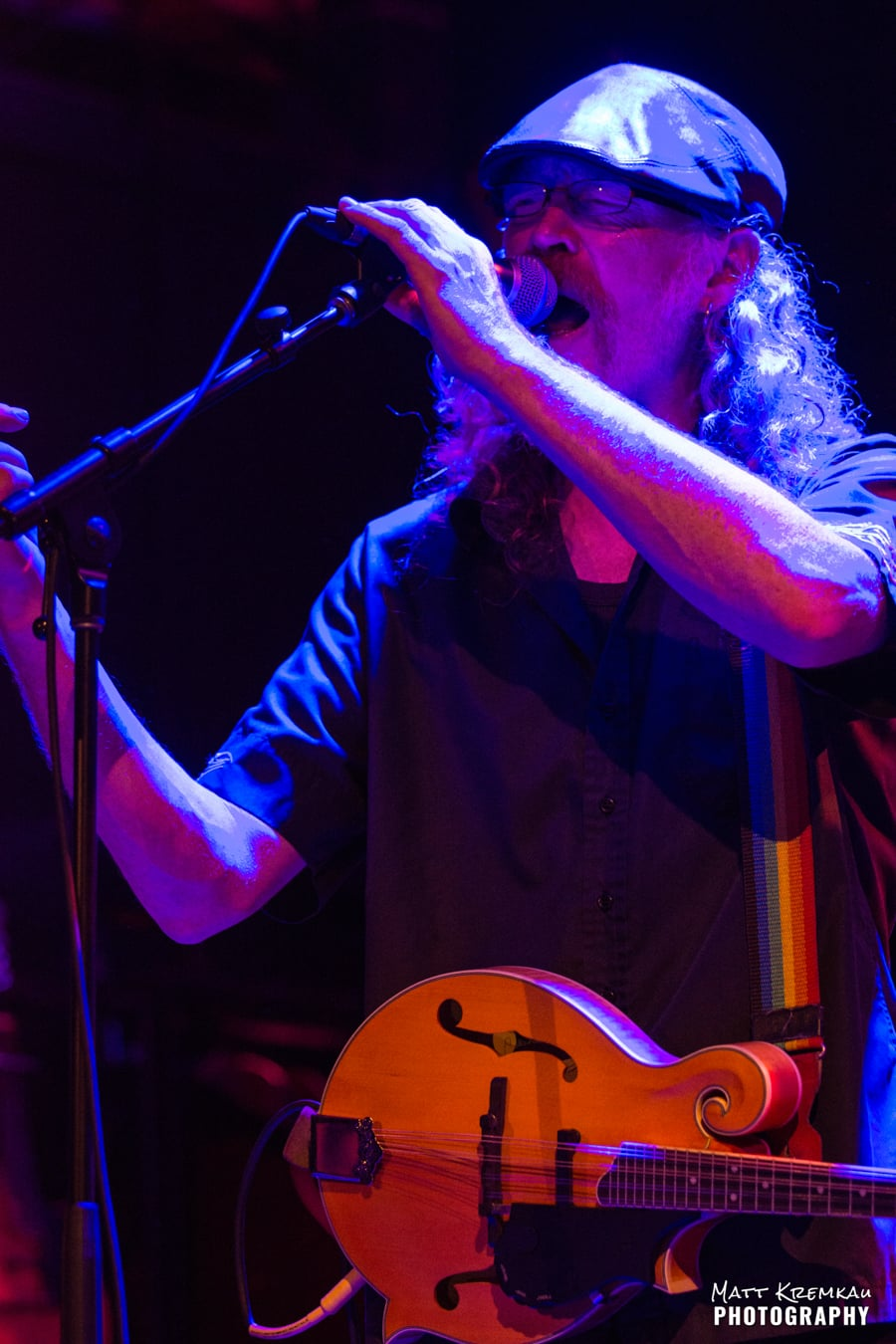 The Levellers / Casey Neill @ Bowery Ballroom, NYC (3)