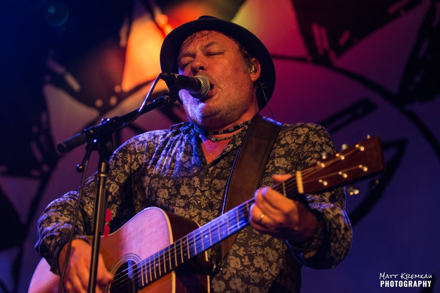 The Levellers / Casey Neill @ Bowery Ballroom, NYC (5)