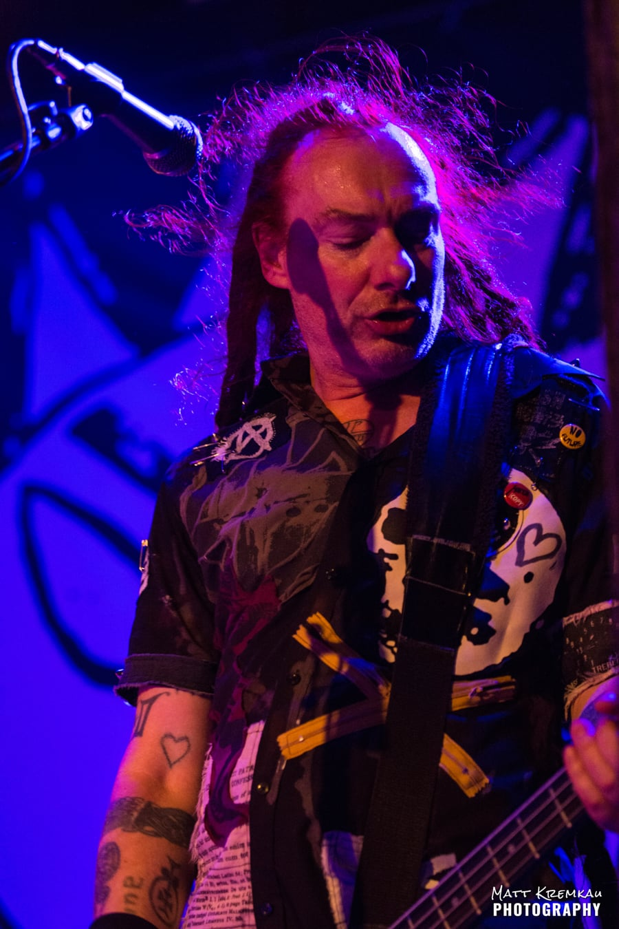 The Levellers / Casey Neill @ Bowery Ballroom, NYC (6)