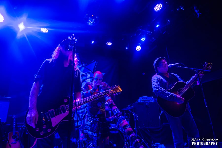 The Levellers / Casey Neill @ Bowery Ballroom, NYC (8)