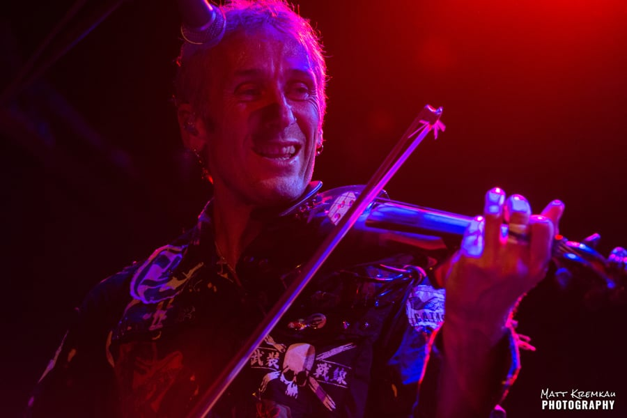 The Levellers / Casey Neill @ Bowery Ballroom, NYC (10)