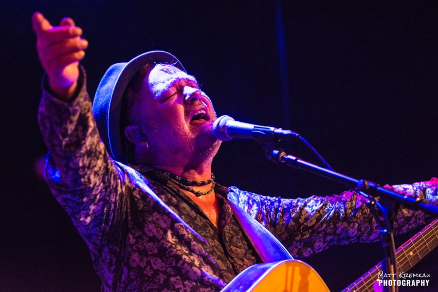 The Levellers / Casey Neill @ Bowery Ballroom, NYC (11)