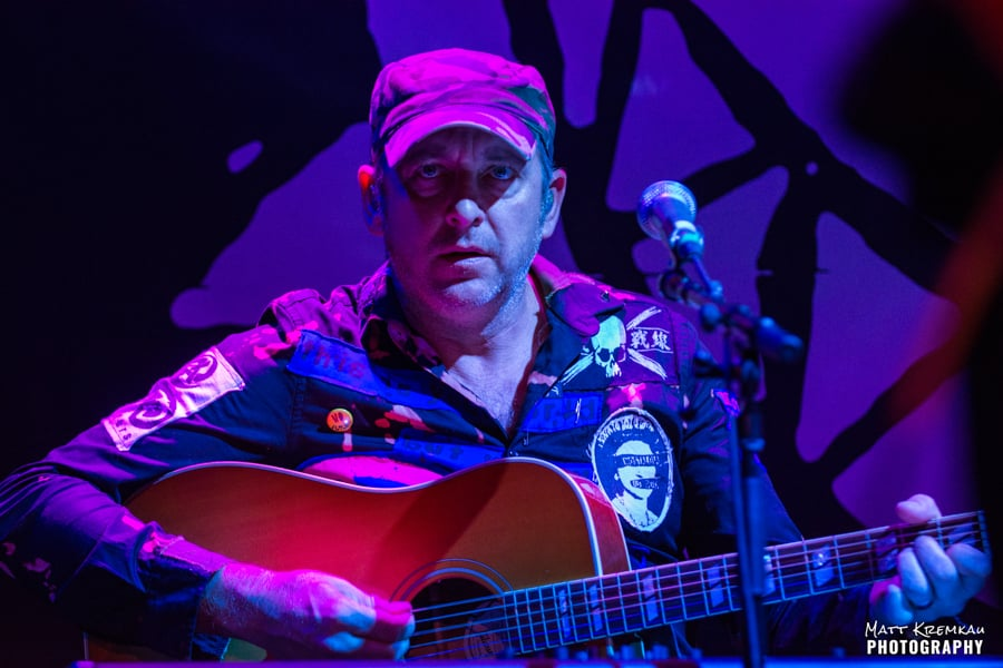 The Levellers / Casey Neill @ Bowery Ballroom, NYC (12)