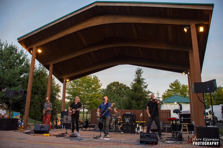 Young Dubliners @ Burlington County Amphitheater, Westampton, NJ (30)