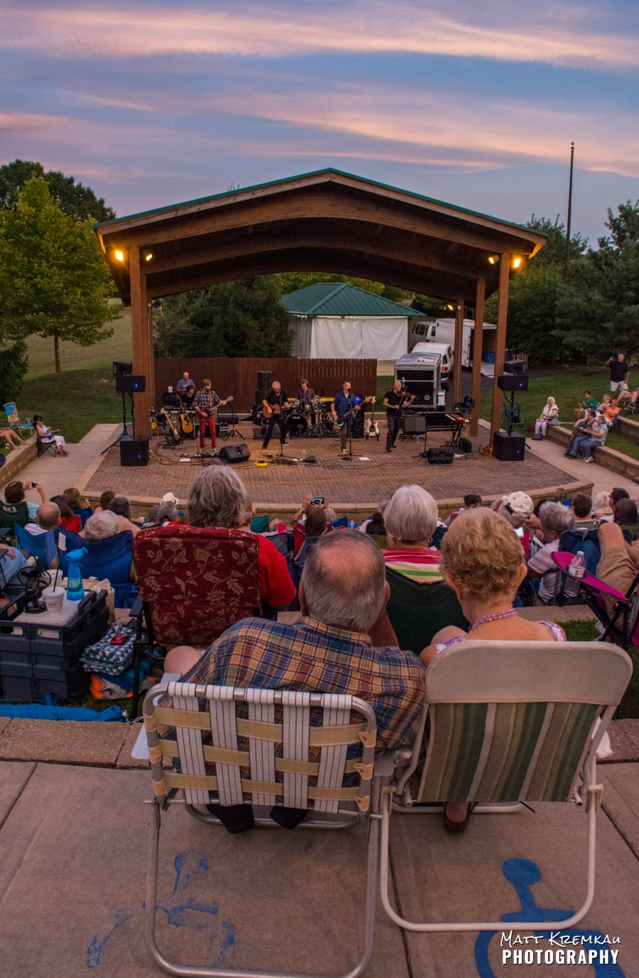Young Dubliners @ Burlington County Amphitheater, Westampton, NJ (22)