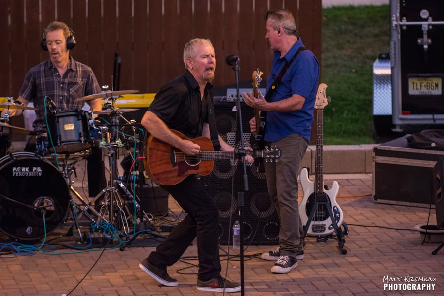 Young Dubliners @ Burlington County Amphitheater, Westampton, NJ (20)