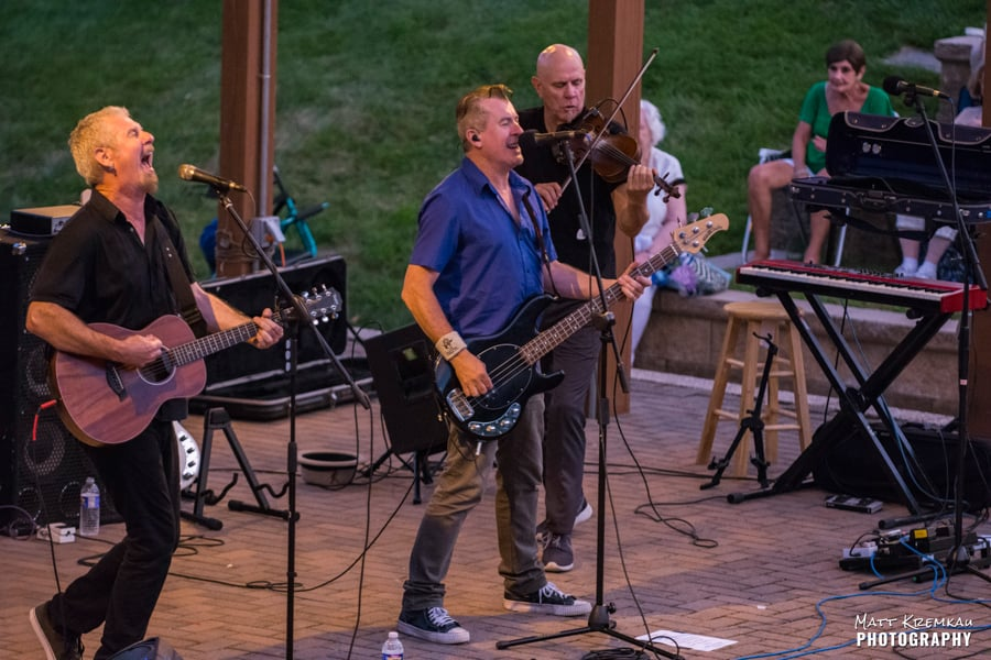 Young Dubliners @ Burlington County Amphitheater, Westampton, NJ (19)