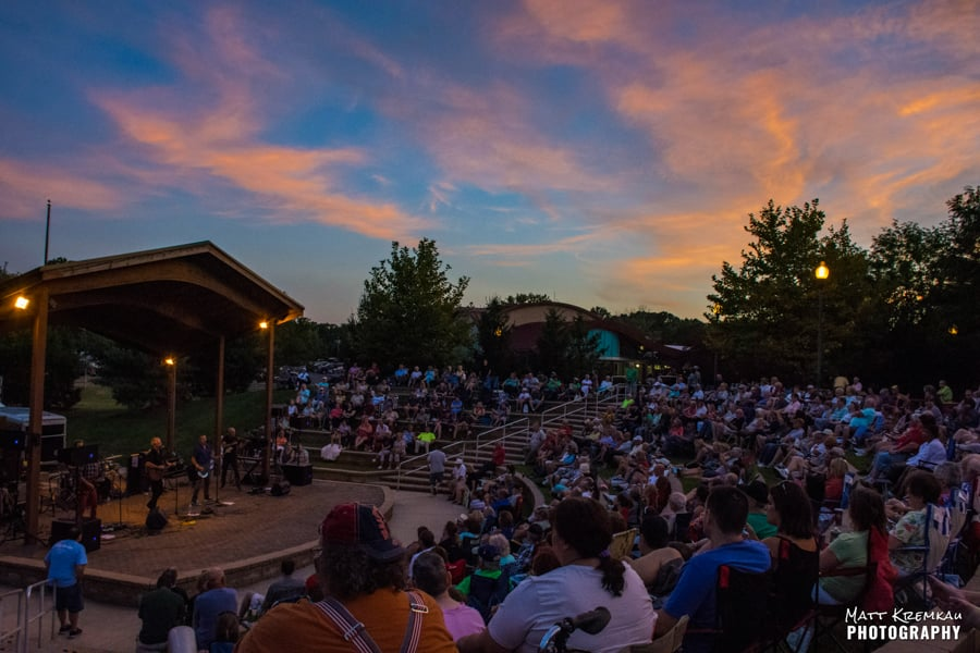 Young Dubliners @ Burlington County Amphitheater, Westampton, NJ (18)
