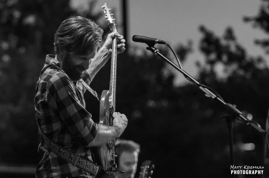 Young Dubliners @ Burlington County Amphitheater, Westampton, NJ (14)